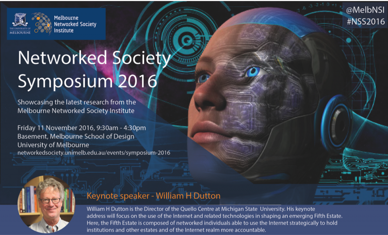 Networked Society Symposium 2016